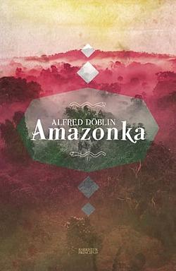 Amazonka obálka knihy