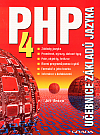 PHP 4 - Učebnice základů jazyka