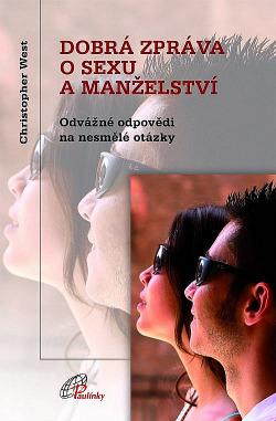 Dobrá zpráva o sexu a manželství obálka knihy