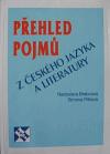 Přehled pojmů z českého jazyka a literatury