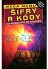 Šifry a kódy od hieroglyfů po hackery obálka knihy