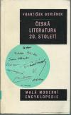 Česká literatura 20. století