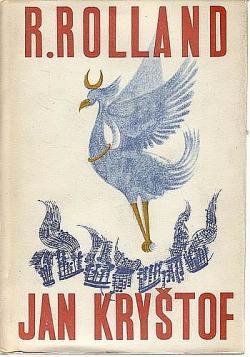 Jan Kryštof I obálka knihy