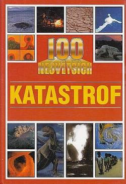 100 největších katastrof obálka knihy