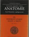 Anatomie III. Pohybový aparát hlavy a trupu