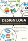 Design loga: Analýza úspěchu 300+ mezinárodních značek obálka knihy