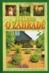Všechno o zahradě obálka knihy