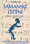 Šamanské léčení obálka knihy