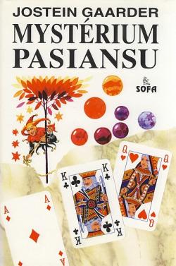 Mystérium pasiansu obálka knihy