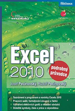 Excel 2010 – podrobný průvodce obálka knihy
