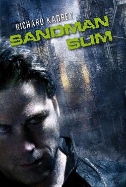 Sandman Slim obálka knihy