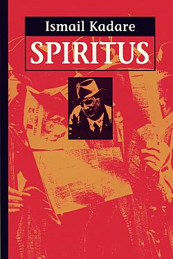 Spiritus obálka knihy