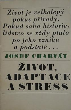 Život, adaptace a stress obálka knihy