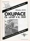 Okupace čs. letišť v roce 1939