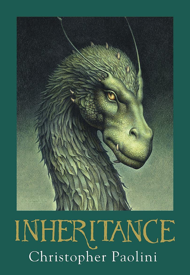 Odkaz Dračch Jezdců Inheritance Christopher Paolini