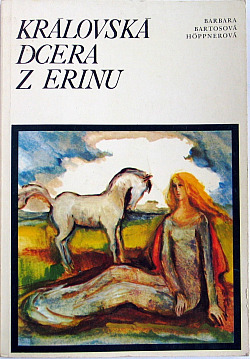 Královská dcera z Erinu obálka knihy