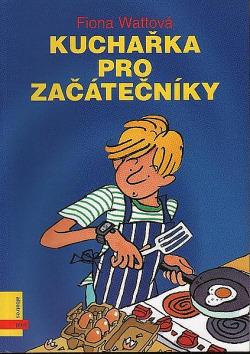 Kuchařka pro začátečníky obálka knihy