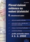 Převod daňové evidence na vedení účetnictví - k 1. 1. 2008