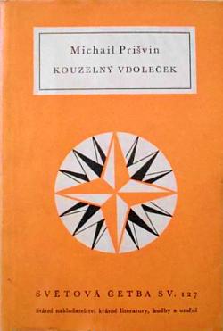 Kouzelný vdoleček obálka knihy