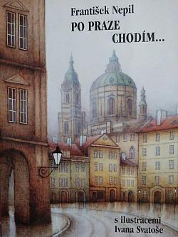 Po Praze chodím... obálka knihy