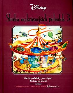 Sbírka nejkrásnějších pohádek 3 obálka knihy