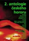 2. antologie českého hororu obálka knihy