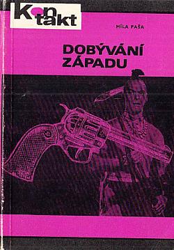 Dobývání Západu obálka knihy