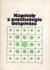 Kapitoly z psychologie dospívání