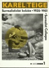 Surrealistické koláže 1935–1951. Surrealist Collages obálka knihy