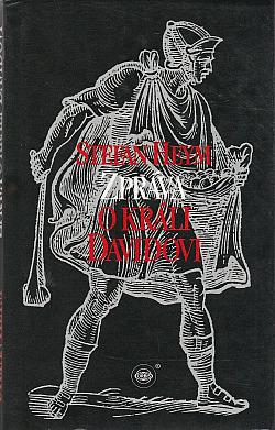Zpráva o králi Davidovi obálka knihy