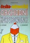 Česko-německá obchodní korespondence