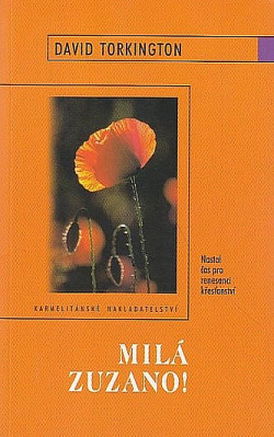 Milá Zuzano! obálka knihy