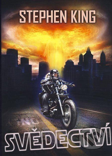 Kniha Svědectví (Stephen King)