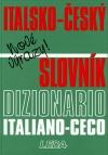 Italsko-český slovník / Dizionario italiano-ceco - Nové výrazy!