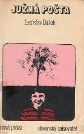 Južná pošta obálka knihy