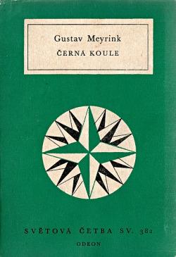 Černá koule obálka knihy