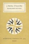 Ďábelské novely obálka knihy