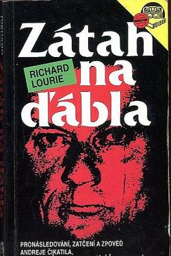 Zátah na ďábla obálka knihy