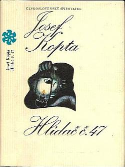 Hlídač č. 47 obálka knihy