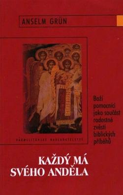 Každý má svého anděla obálka knihy