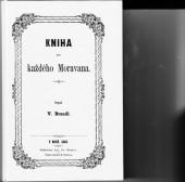 Kniha pro každého Moravana