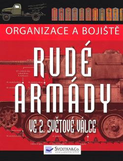 Organizace a bojiště Rudé armády ve 2. světové válce obálka knihy