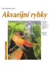 Akvarijní rybky obálka knihy