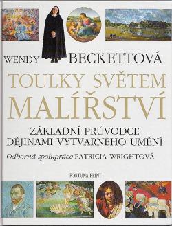 Toulky světem malířství obálka knihy