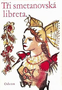 Tři smetanovská libreta obálka knihy