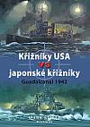 Křižníky USA vs japonské křižníky - Guadalcanal 1942