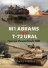 M1 Abrams vs T–72 Ural : operace Pouštní bouře 1991 obálka knihy