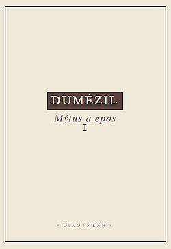 Mýtus a epos I obálka knihy