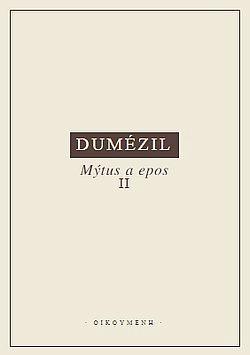 Mýtus a epos II obálka knihy