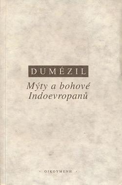 Mýty a bohové Indoevropanů obálka knihy